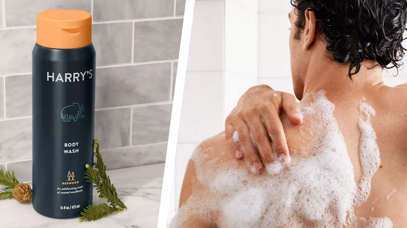Body Wash for Men