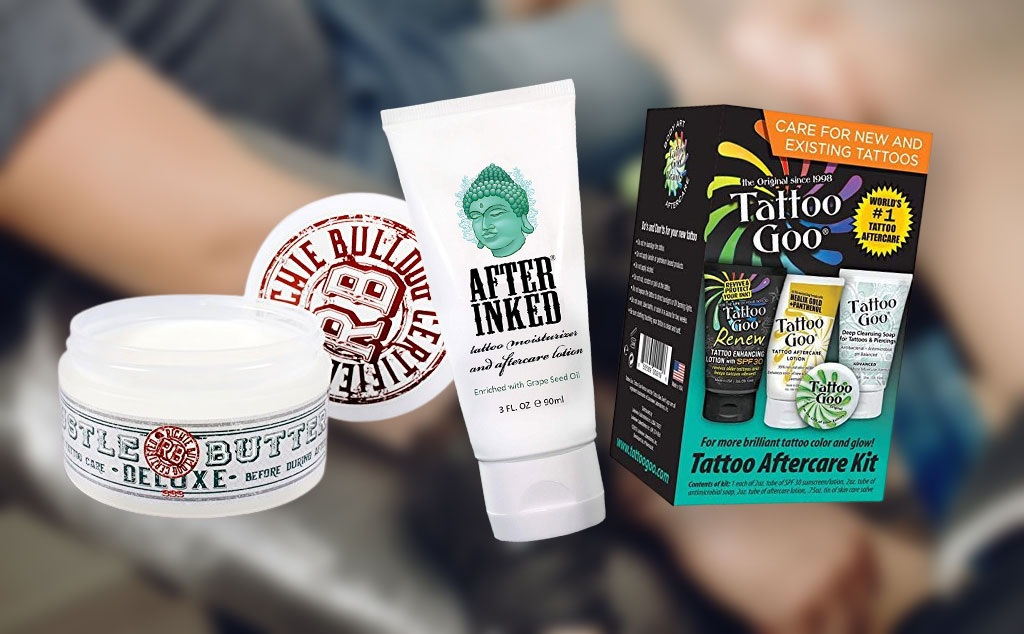 Top 5 Best Moisturizer for Tattoo Aftercare to Keep Your Tattoos Vibrant